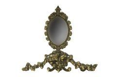 Alter Spiegel Stockbild
