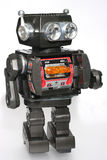 Alter Spielzeugzinnroboter #4 Lizenzfreie Stockfotos