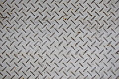 Alter Stahlplatten-Beschaffenheitshintergrund Lizenzfreies Stockfoto