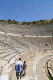 Alter Standort Ephesus, die Türkei Lizenzfreies Stockfoto