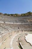 Alter Standort Ephesus, die Türkei Stockfotografie