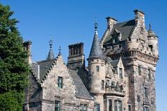 Arcitecture von Edinburgh stockbild