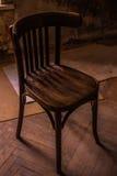 Alter Stuhl lizenzfreie stockfotografie