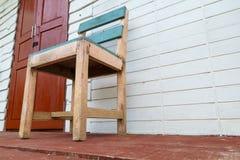 Alter Stuhl Lizenzfreies Stockbild