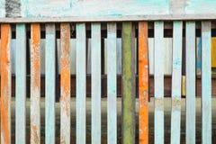 Alter Täfelung abtract Hintergrund Lizenzfreies Stockbild