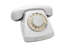 Alter TELEFONAPPARAT Lizenzfreies Stockbild