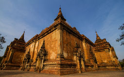 Alter Tempel Stockfoto