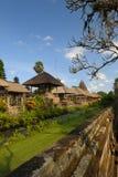 Alter Tempel, Bali, Indonesien Lizenzfreies Stockbild