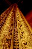 Alter Tempel Buddhas in Thailand Stockfotos
