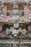 Alter Tempel im Ubud-Affe-Wald, Bali-Insel Lizenzfreie Stockbilder