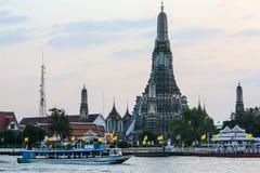 Alter Tempel in Thailand Stockbild