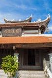 Alter Tempel von Buddha in den Bergen Stockfotos