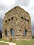 Alter Tempel von Janus lizenzfreies stockbild