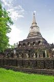 Alter Thailand-Tempel stockfoto