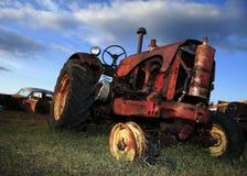Alter Traktor Stockbilder