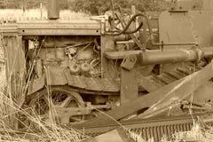 Alter Traktor Lizenzfreie Stockbilder