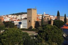 Alter tun Chao, im Portalegre-Bezirk Alto Alentejo, Portugal Lizenzfreie Stockfotos