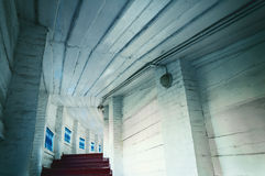 Alter Tunnel Stockfoto