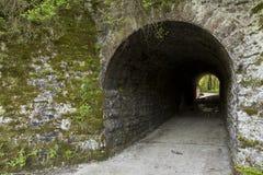 Alter Tunnel Stockbilder