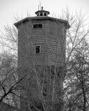 Alter Turm stockfotografie