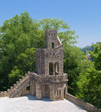 Alter Turm im Park Lizenzfreie Stockfotos