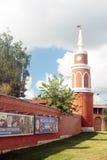 Alter Turm Kremlin in Kolomna, Russland Stockbilder
