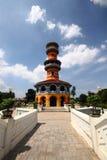 Alter Turm Palast Stockfotografie
