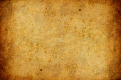 Alter und abgenutzter Papierbeschaffenheitshintergrund Stockfoto