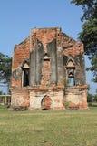 Alter und ruinierter Tempel Lizenzfreies Stockbild