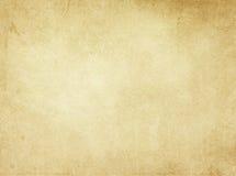 Alter unordentlicher Papierhintergrund oder Beschaffenheit Stockbild