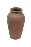 Alter Vase Stockfoto