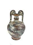 Alter Vase von Ägypten lizenzfreie stockfotos