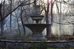 Alter verlassener Brunnen Lizenzfreies Stockbild