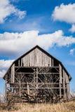 Alter verlassener Stall Stockbilder