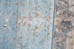 Alter verrosteter Metallbeschaffenheitshintergrund lizenzfreie stockfotos