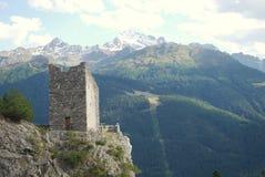 Alter Wachturm Stockbilder