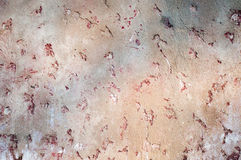 Alter Wand Zement Lizenzfreies Stockbild