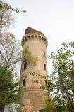 Alter Wasser-Pumpen-Turm in Korosten, Ukraine Lizenzfreies Stockfoto