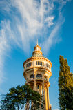 Alter Wasserturm Lizenzfreies Stockbild