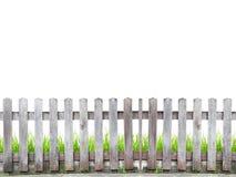 Alter wod Zaun Stockbilder