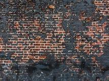 Alter Ziegelstein wal Stockbilder