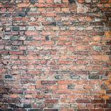 Alter Ziegelsteinwand-Beschaffenheitshintergrund Stockbilder