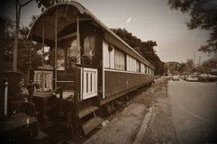 Alter Zug Stockbild