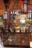 Alteri alla pagoda Chua Min Huong, Ho Chi Minh City, Vietnam Immagini Stock