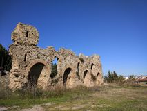 Alteri il lato di Burg Ä°n Fotografia Stock Libera da Diritti