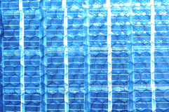 Alternate energy-solar panel Stock Photo