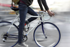 Alternatief ecologisch schoon vervoer Stock Fotografie