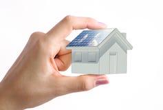 Alternatieve energie Stock Foto
