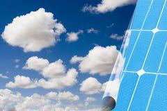 Alternatieve energie Stock Fotografie