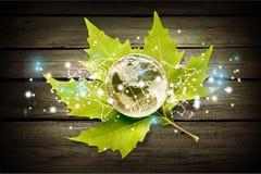 Alternatieve Energie Stock Afbeelding